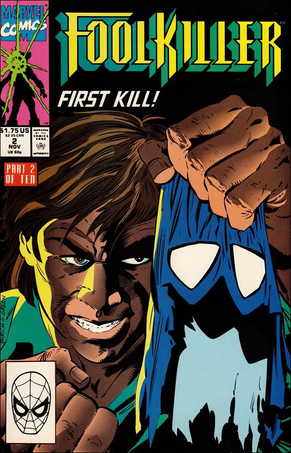 FoolKiller (1990) 2-A by Marvel