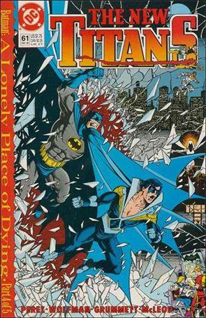 New Titans 61-A