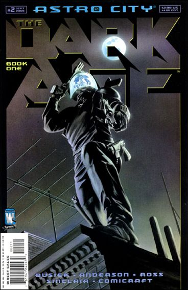 Astro City: Dark Age/Book    One 2-A by WildStorm