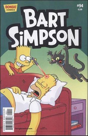 Simpsons Comics Presents Bart Simpson 94-A