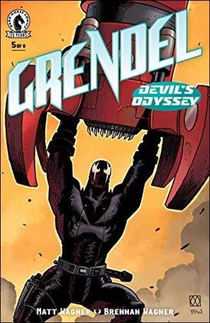 Grendel: Devil's Odyssey 5-A