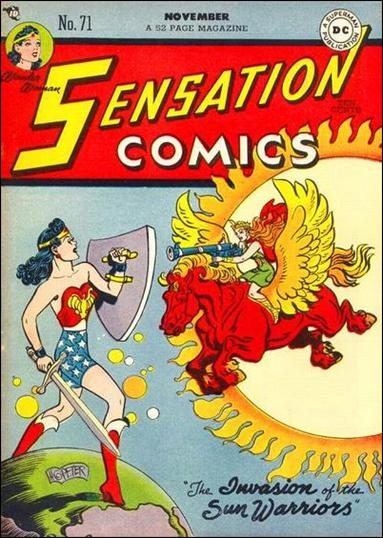 Sensation Comics (1942) 71-A by DC