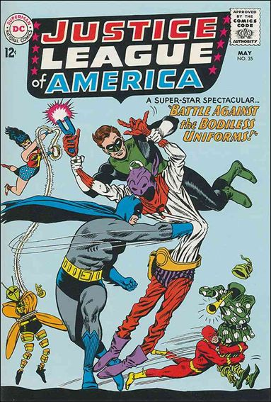 Justice League of America (1960) 35-A by DC