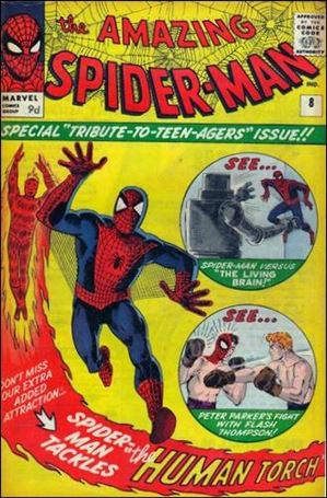 Amazing Spider-Man (1963) 8-B