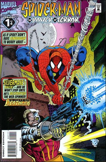 Spider-Man: The Power of Terror 1-A by Marvel
