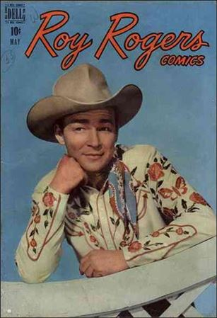 Roy Rogers Comics 17-A