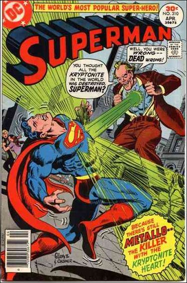 Superman (1939) 310-A by DC