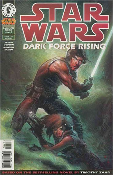 Star Wars: Dark Force Rising 4-A by Dark Horse