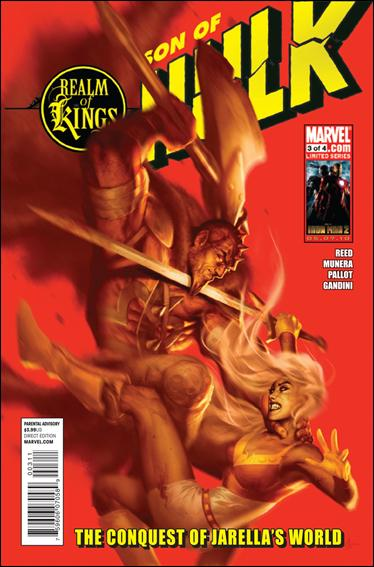 Realm of Kings: Son of Hulk 3-A by Marvel