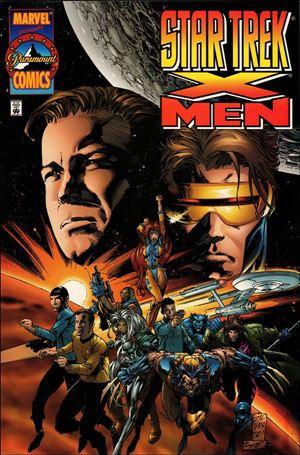Star Trek/X-Men 1-A