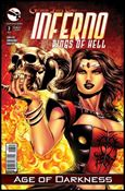 Grimm Fairy Tales Presents Inferno: Rings of Hell 3-B