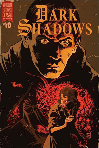 Dark Shadows (2011) 10-A by Dynamite Entertainment