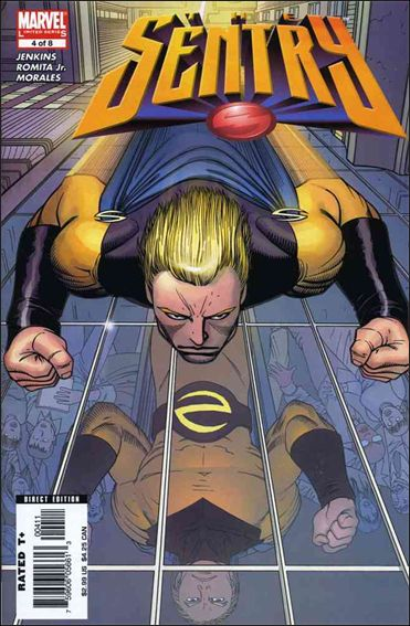 Sentry (2005) 4-A by Marvel