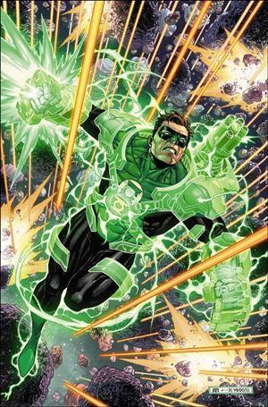 Green Lantern (2018) 1-M