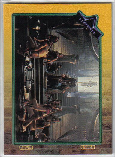 Stargate (Base Set) 58-A by Collect-A-Card
