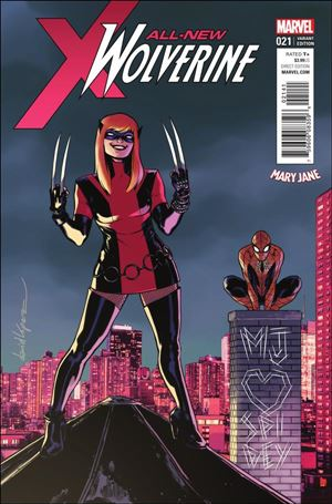All-New Wolverine  21-B