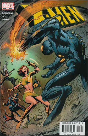 Uncanny X-Men (1981) 447-A by Marvel