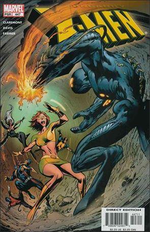 Uncanny X-Men (1981) 447-A
