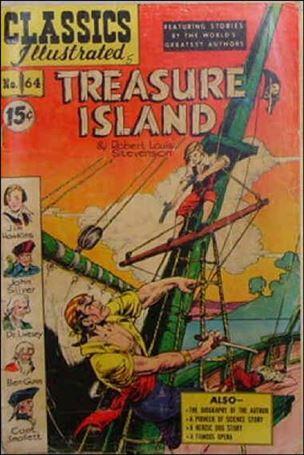 Classic Comics/Classics Illustrated 64-C