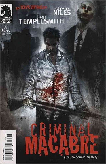 Criminal Macabre: A Cal McDonald Mystery 1-A by Dark Horse