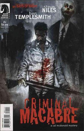 Criminal Macabre: A Cal McDonald Mystery 1-A