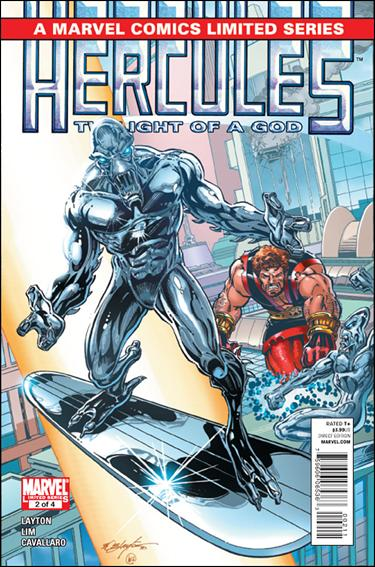 Hercules: Twilight of a God 2-A by Marvel