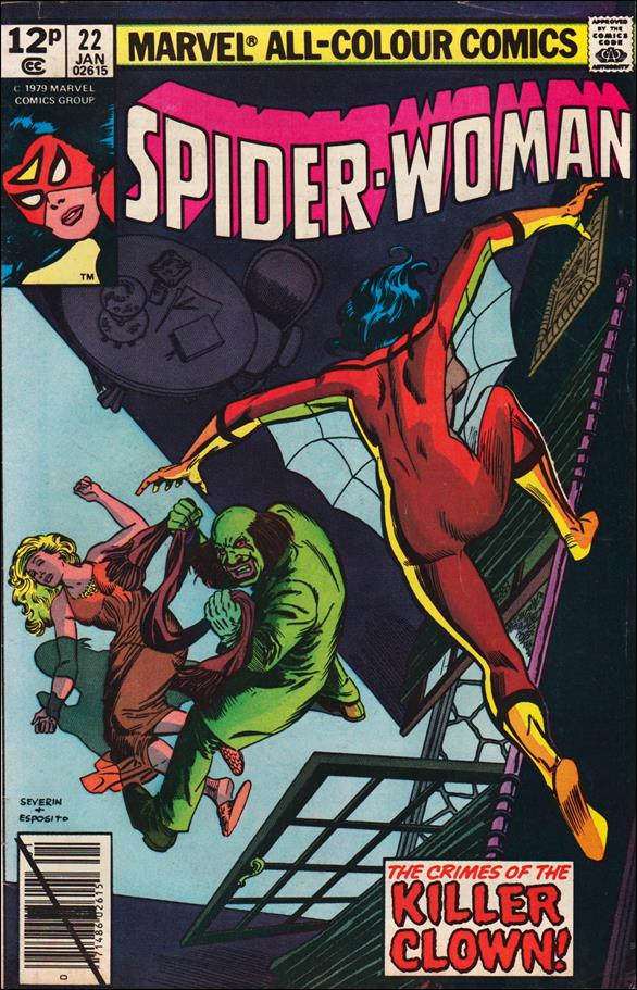 Spider-Woman (1978) 22-B by Marvel