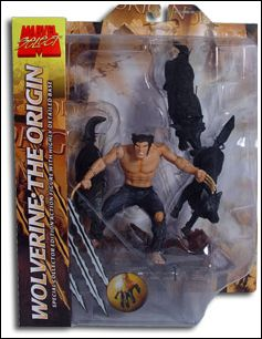 Marvel Select Wolverine: The Origin by Diamond Select
