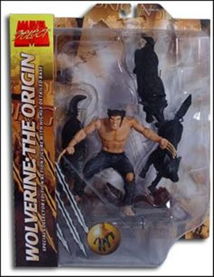 Marvel Select Wolverine: The Origin