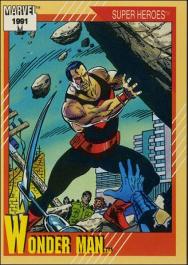 Marvel Universe: Series 2 (Base Set) 30-A by Impel