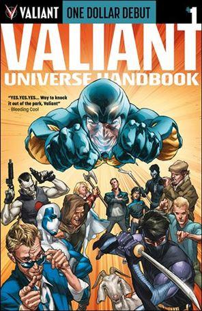 FCBD 2014 Valiant Universe Handbook 1-B