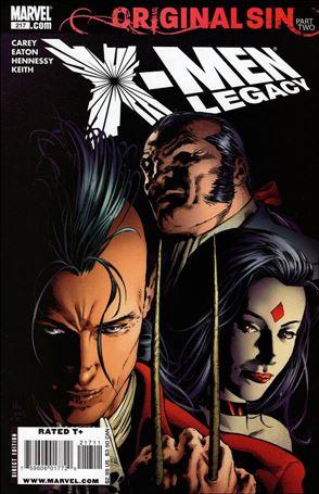 X-Men Legacy (2008) 217-A