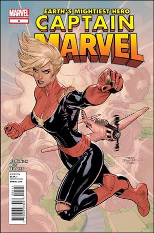 Captain Marvel (2012) 5-A