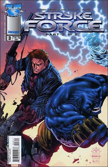 Stryke Force 3-A by Top Cow