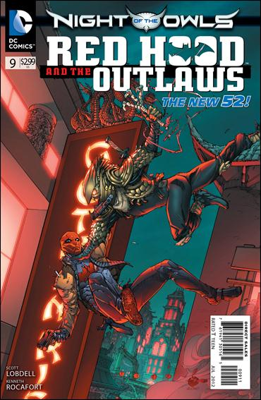 Red Hood and the Outlaws  9-A by DC