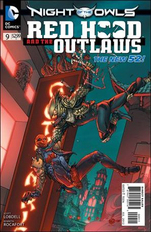 Red Hood and the Outlaws  9-A
