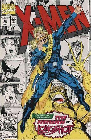 X-Men (1991) 10-A