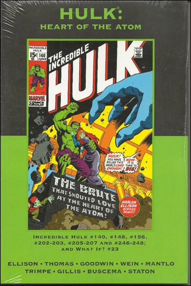 Hulk: Heart of the Atom nn-B by Marvel