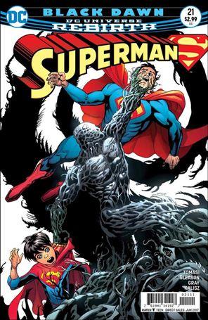 Superman (2016) 21-A