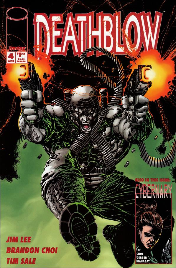 Deathblow (1993) 4-A by Image