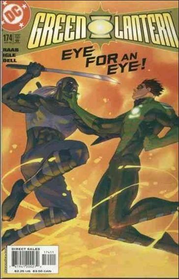 Green Lantern (1990) 174-A by DC