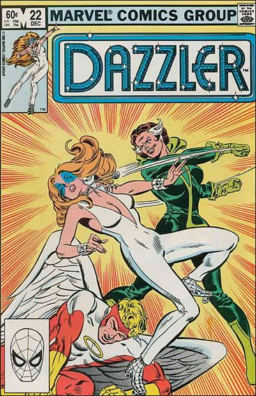 Dazzler (1981) 22-A by Marvel