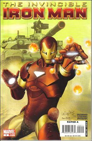 Invincible Iron Man (2008) 2-A