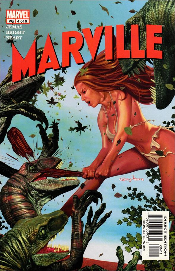 Marville 4-A by Marvel