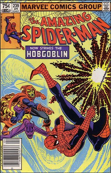 Amazing Spider-Man (1963) 239-B by Marvel