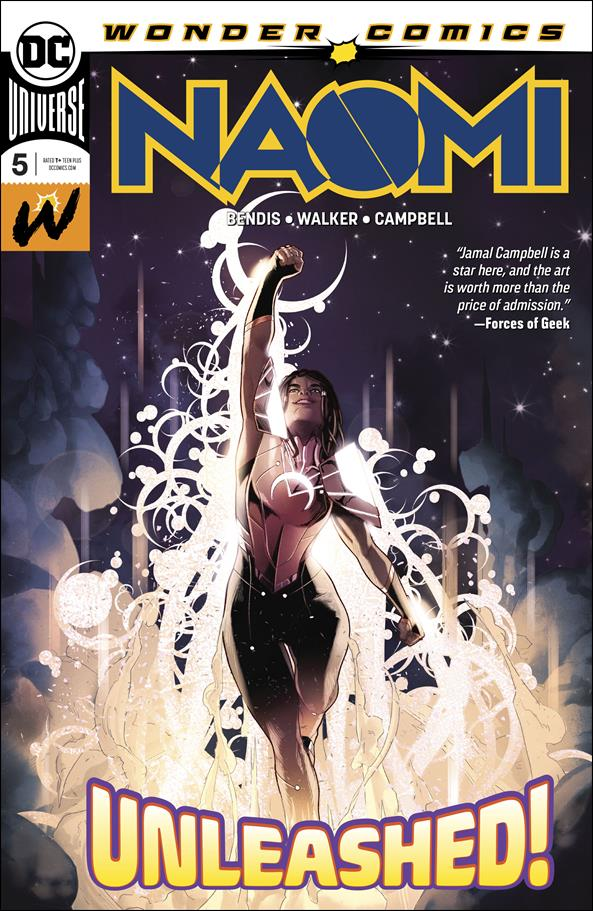 Naomi 5-A by Wonder Comics