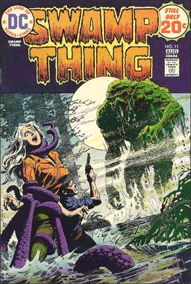 Swamp Thing (1972) 11-A by DC