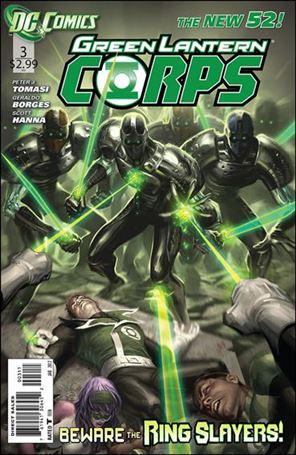 Green Lantern Corps (2011) 3-A