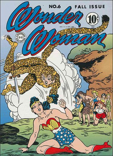 Wonder Woman (1942) 6-A by DC