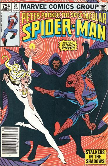 Spectacular Spider-Man (1976) 81-B by Marvel